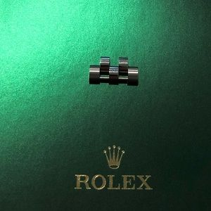 Rolex Datejust link and pin
